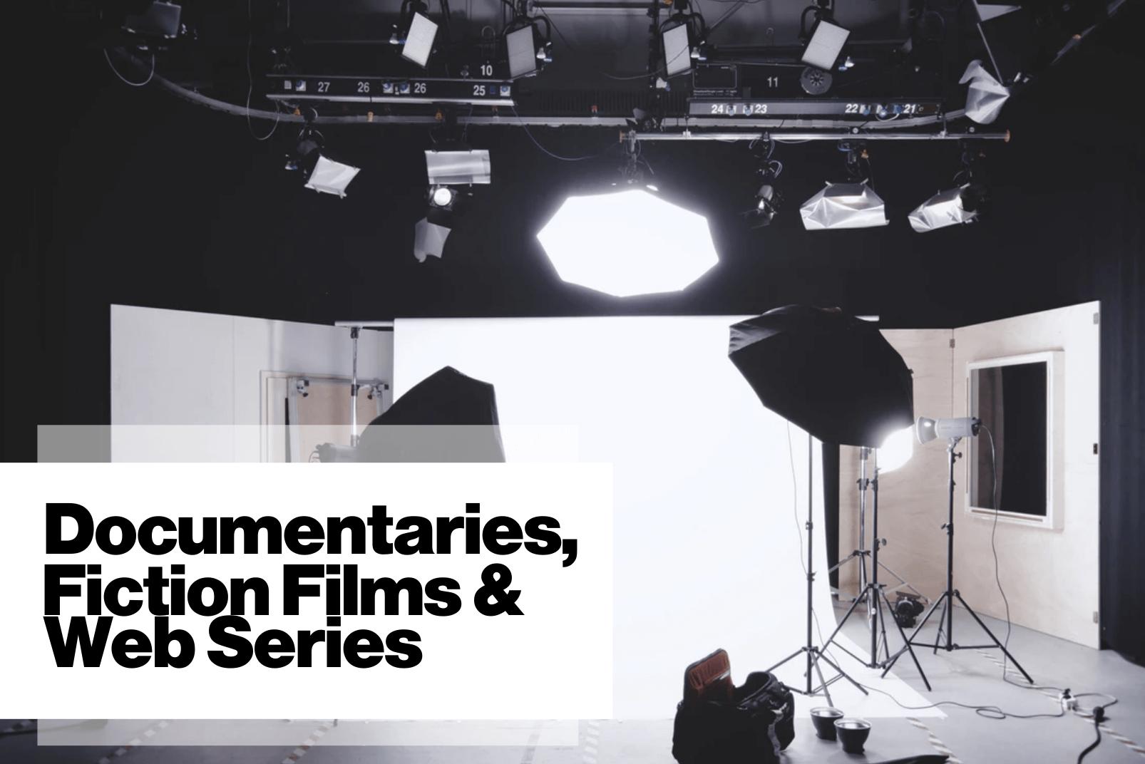 Documentaries & Feature Films